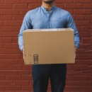 man with box photoshop contest