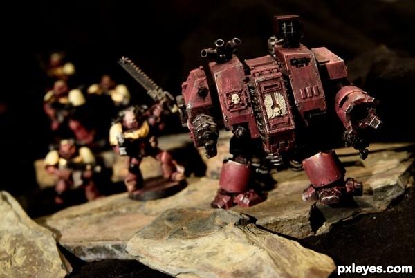 warhammer squad