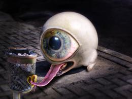 Odd Creature (iBurn)