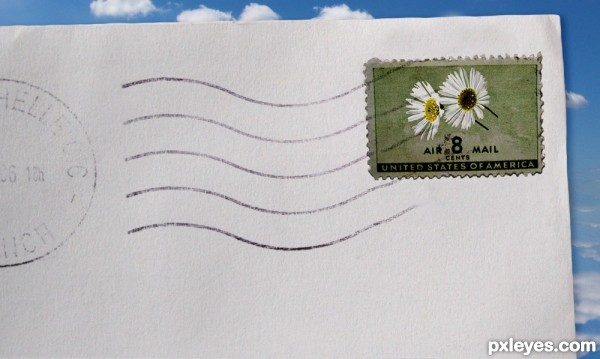 Daisy Stamps