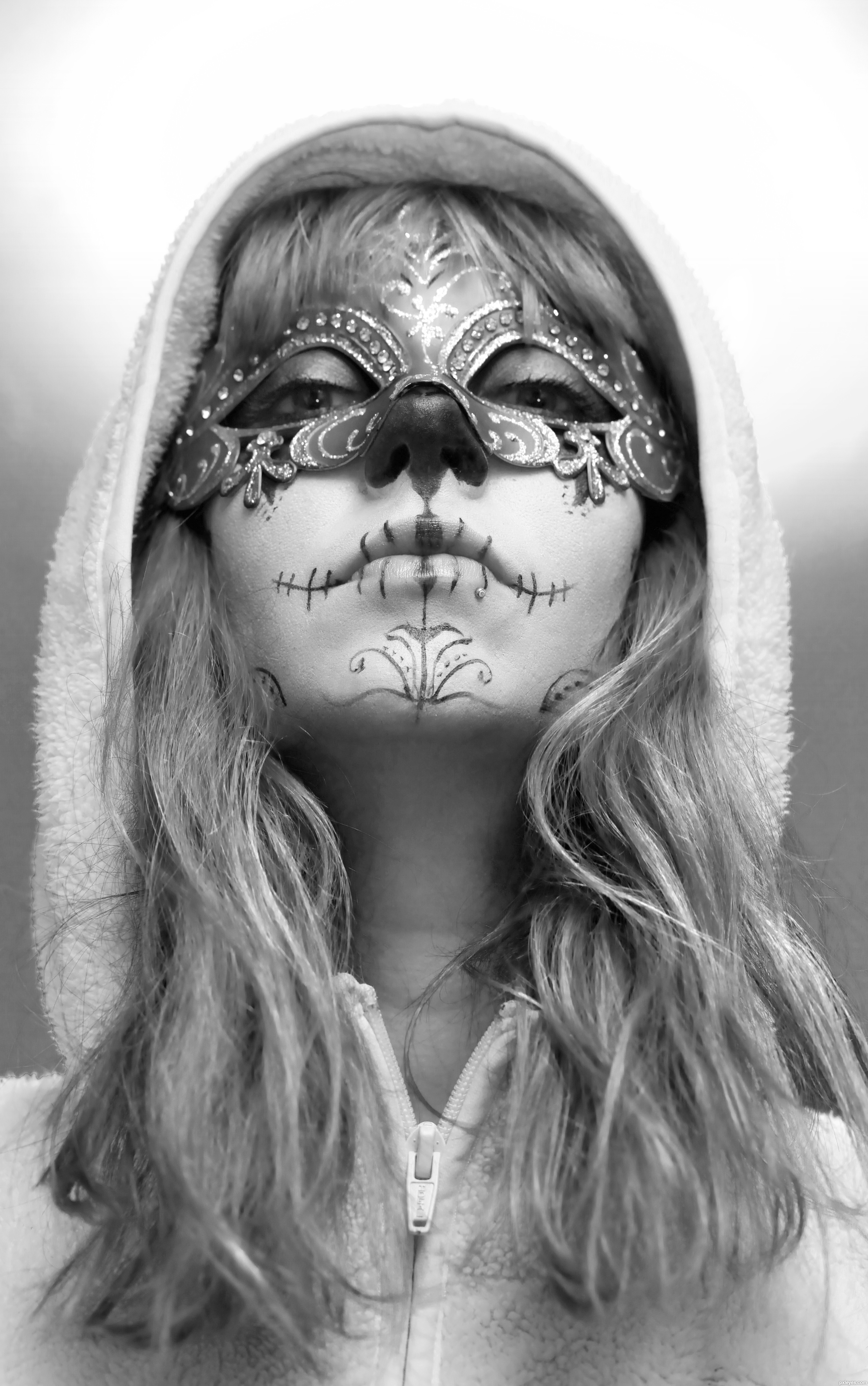 Masquerade Picture By TwilightMuse For Masks 3 Photography Contest