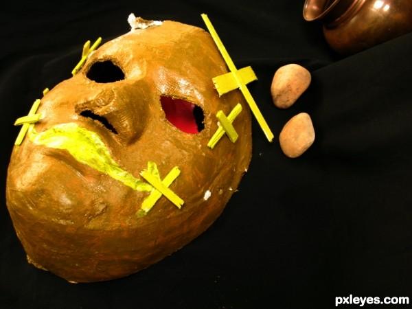masked man (WIP)
