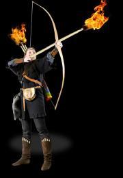 matchesfirewoman