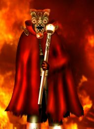 The Guardian of Hell