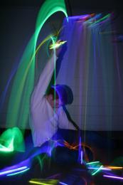 GlowstickFountain