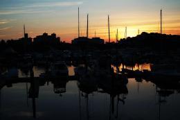 Sunset Boats