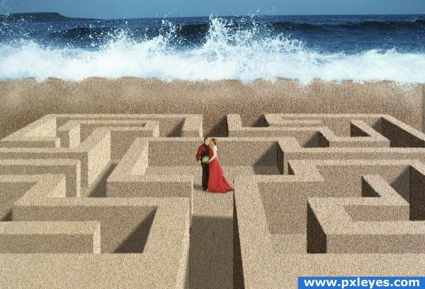 Maze of Love