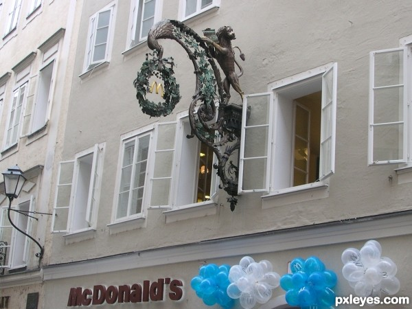 Old Style McDonalds