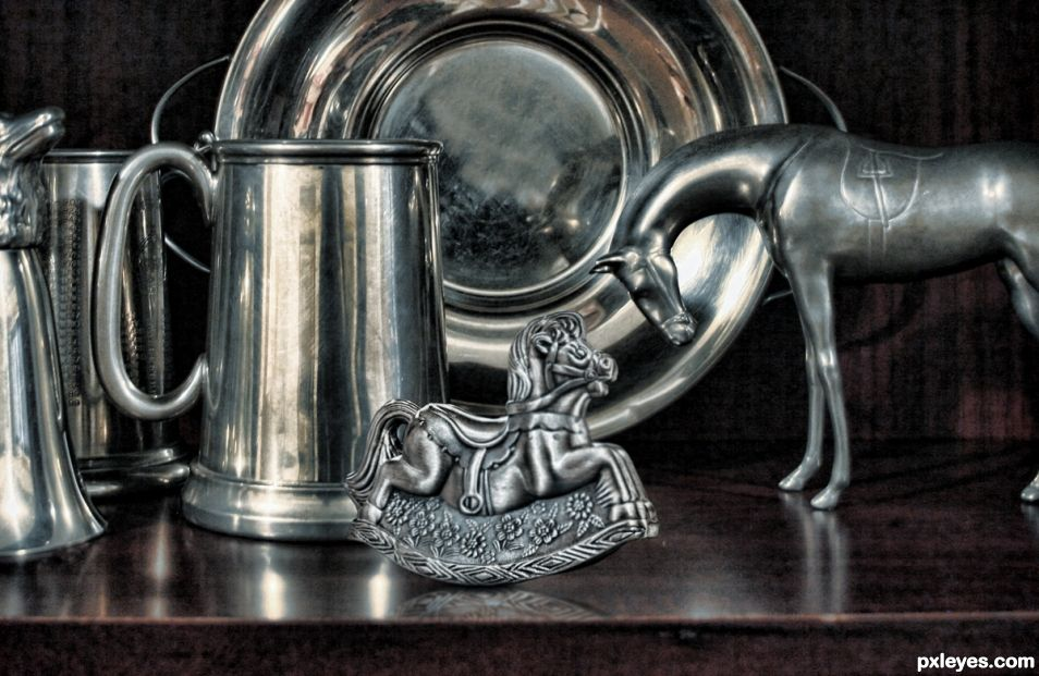 The Pewter Collection