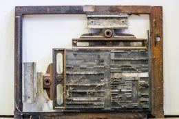 Matrix for a Heidelberg Degel printing press