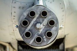 A10 Warthog 30mm Gun