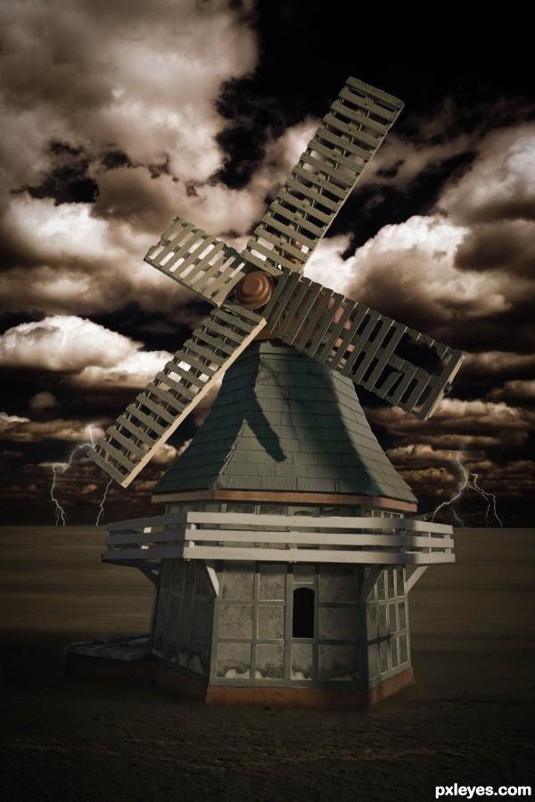 The Last Mill