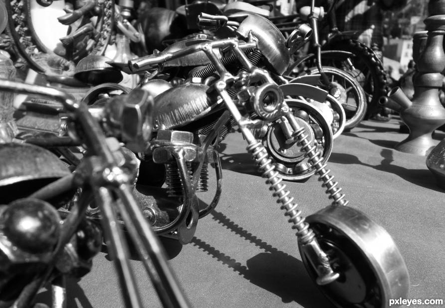 Mechanical Bikes.....