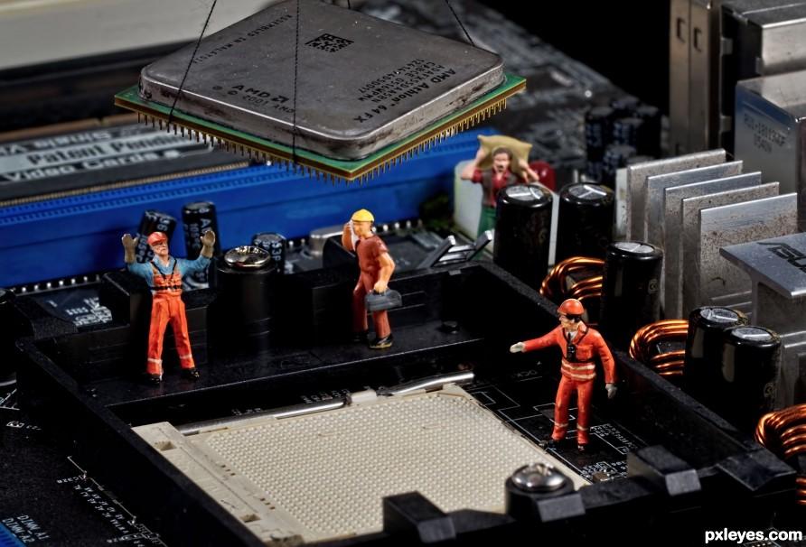 Fixing my PC