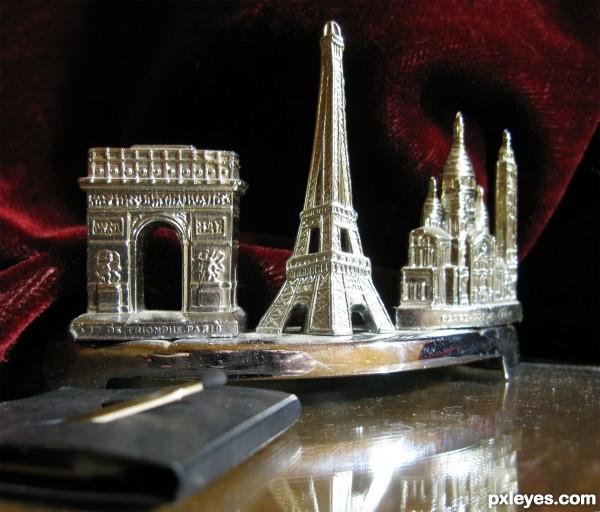 little Paris and ... match