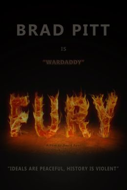 """For the motion picture """" Fury """"  ( 2014 )"""