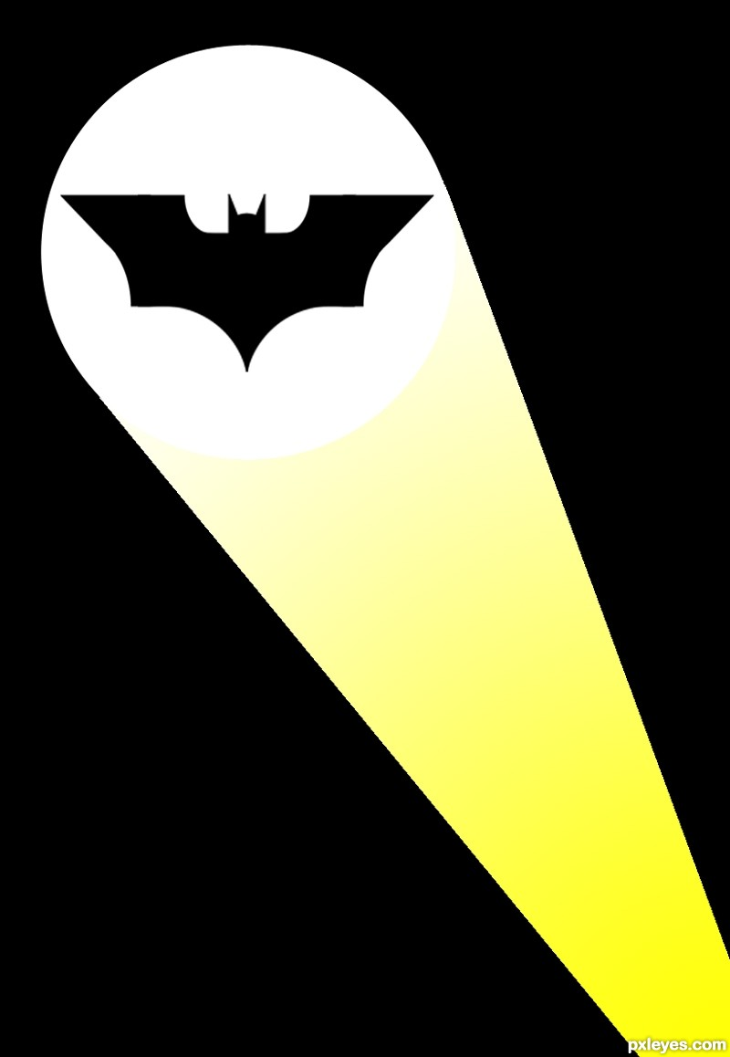 Batman Picture By Igogolf For Minimalist Poster Photoshop Contest