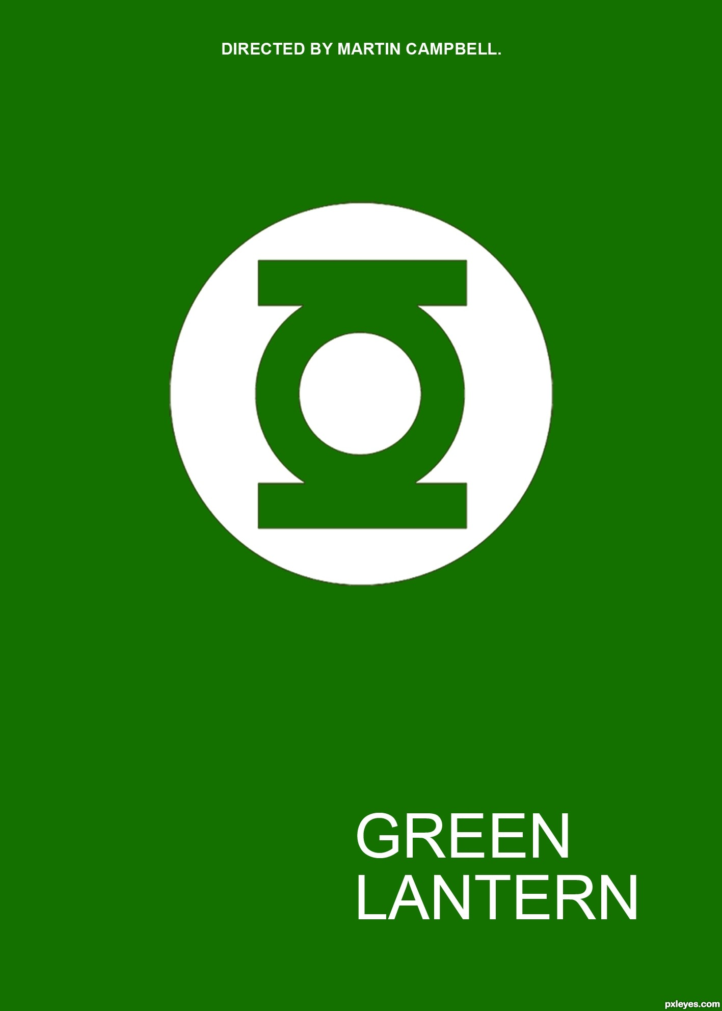 Green Lantern Picture By Loopyluv For Minimalist Poster Photoshop