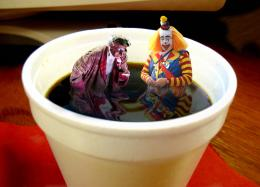 Clowns in My Coffee