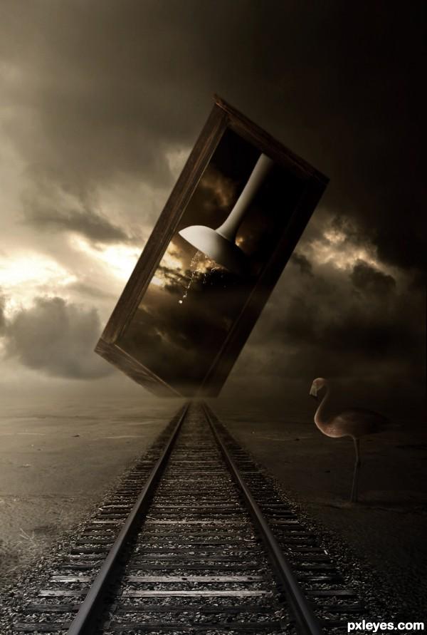 Sinking Path