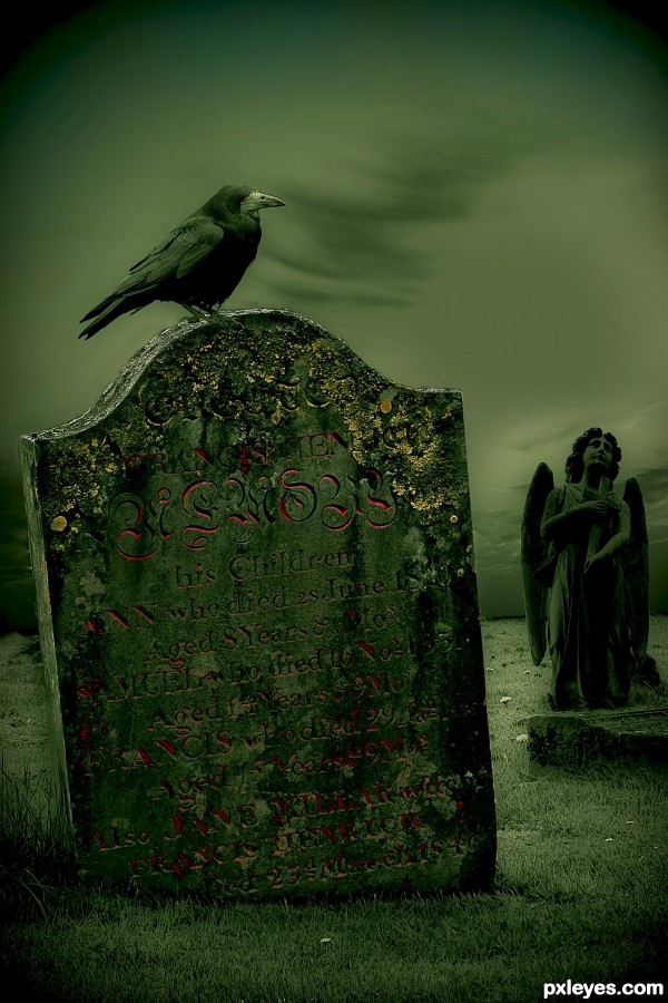 Grave with style