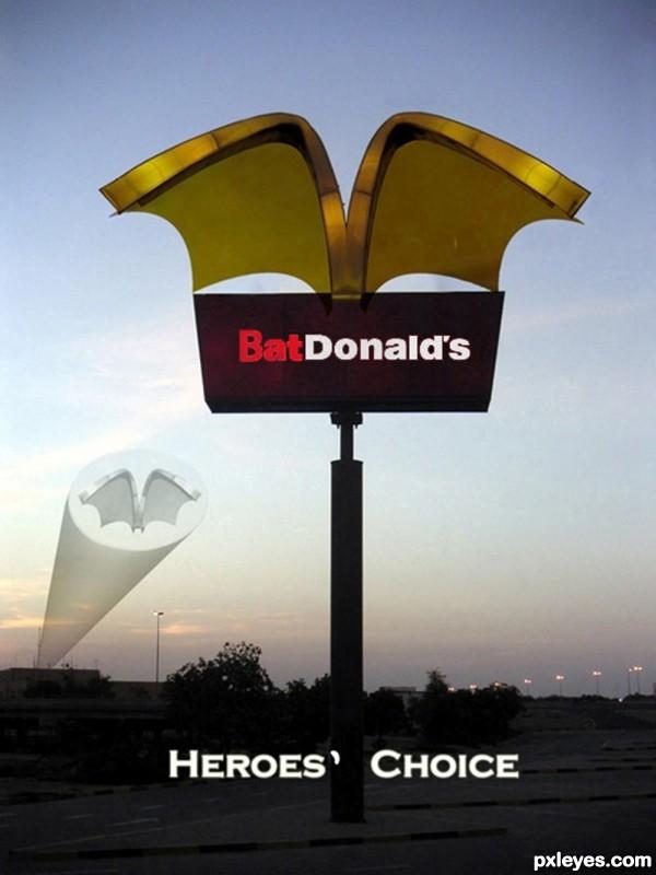 Heroes Choice