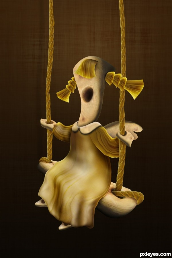 Swinging Pasta...