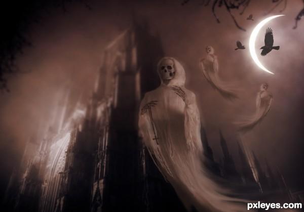 haunted land