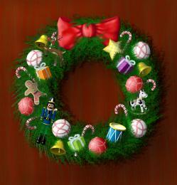 FestiveWreath