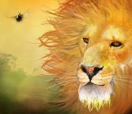 LionandtheBee