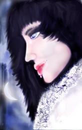 Fairy tale girl.