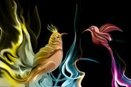 Smokebird