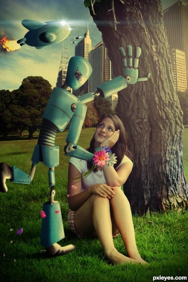 Flower Bot