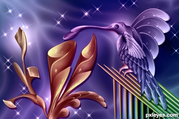 Dreamy Bird