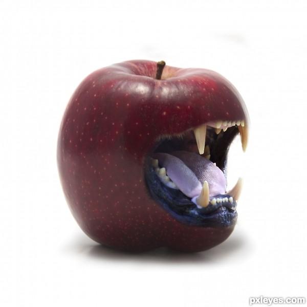Mysterious Apple