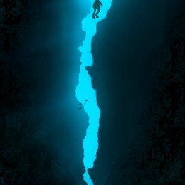 Deep in the Blue