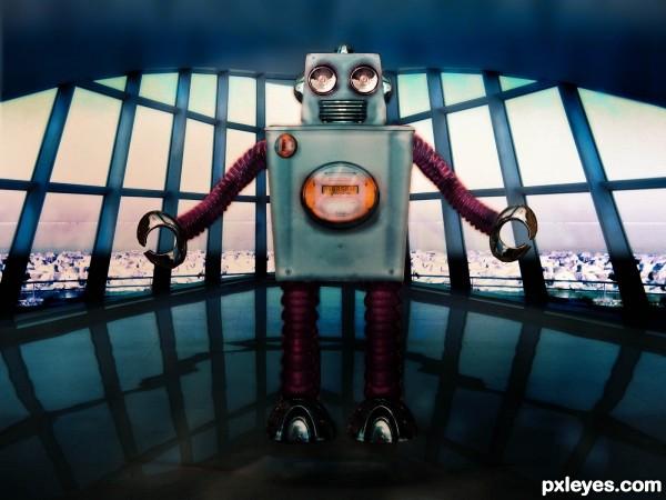 The Robot Amigo