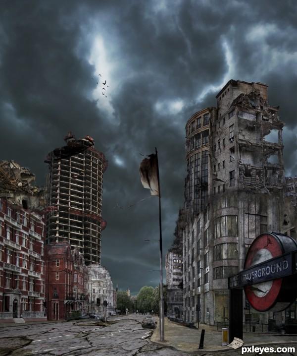 Metropolis Warzone