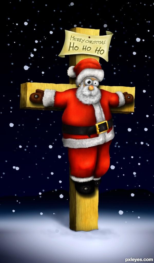 Preparing christmas