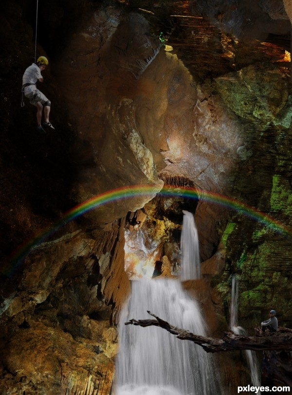 Creation of Underground Beauty: Final Result