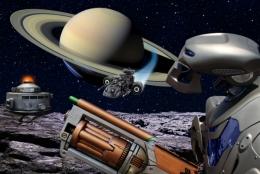 Encounter on Mimas