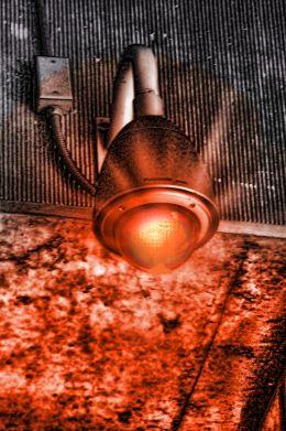 Light Study Security Camera Conversion