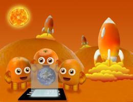 Orangeinvasion