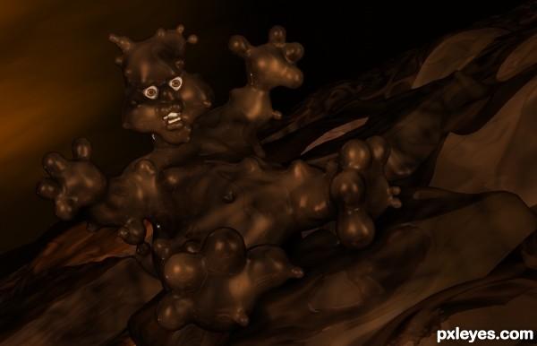 The Chocolate Goblin