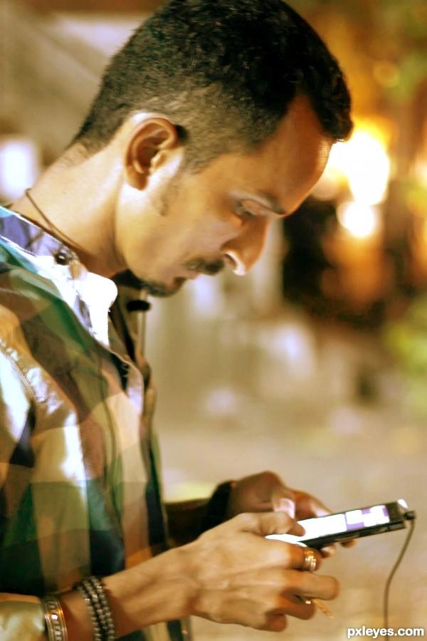 Guru texting