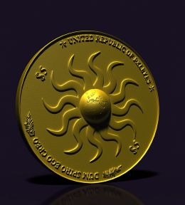 United Republic Of Pxleyes Coinage