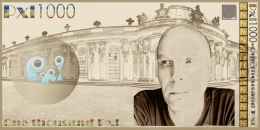 Unfalsifiable banknote