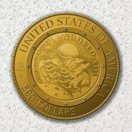 Apollo13FiftyYearCommemorativeCoin