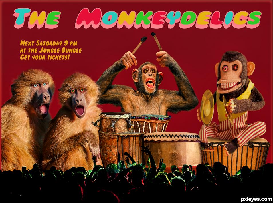 The Monkeydelics