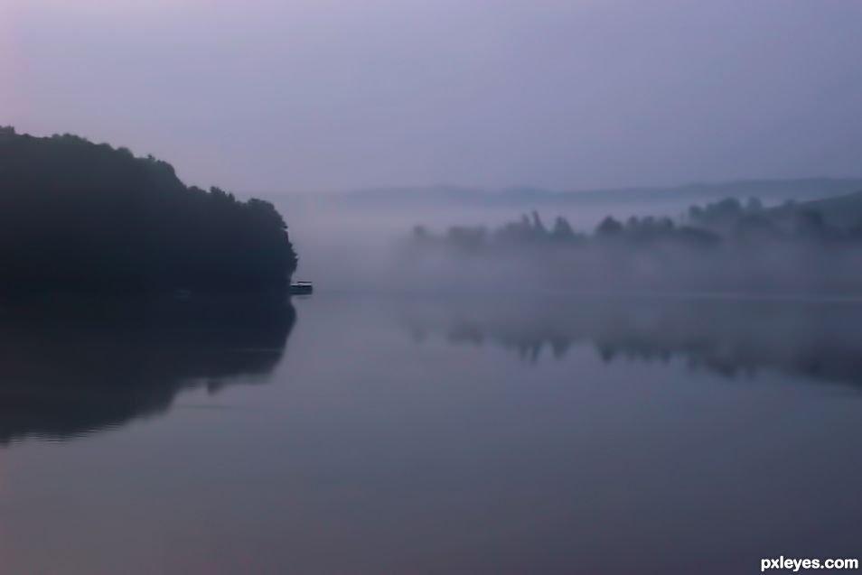 Foggy Morning Dream